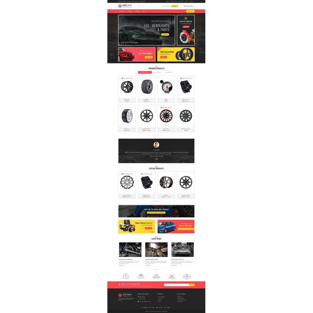 theme - Samochody - Auto Equipment Parts - 2