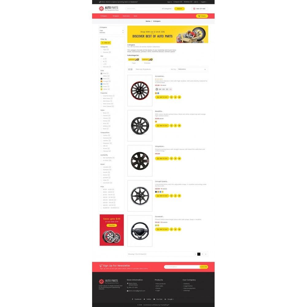 theme - Automotive & Cars - Auto Equipment Parts - 4