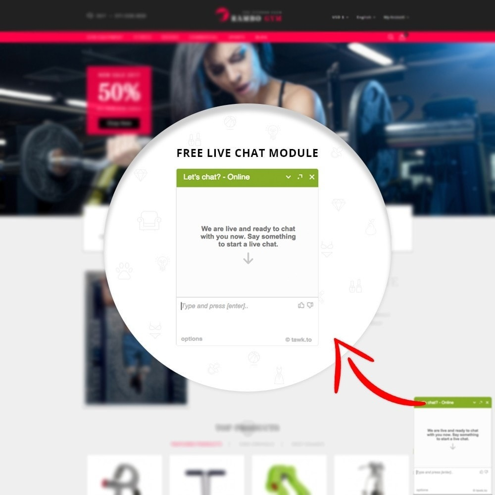 theme - Salud y Belleza - Rambo Fitness Store - 7