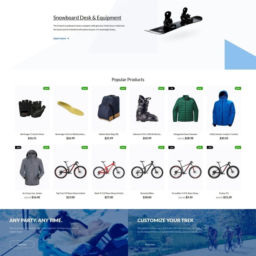 theme - Deportes, Actividades y Viajes - Sportscream - 3