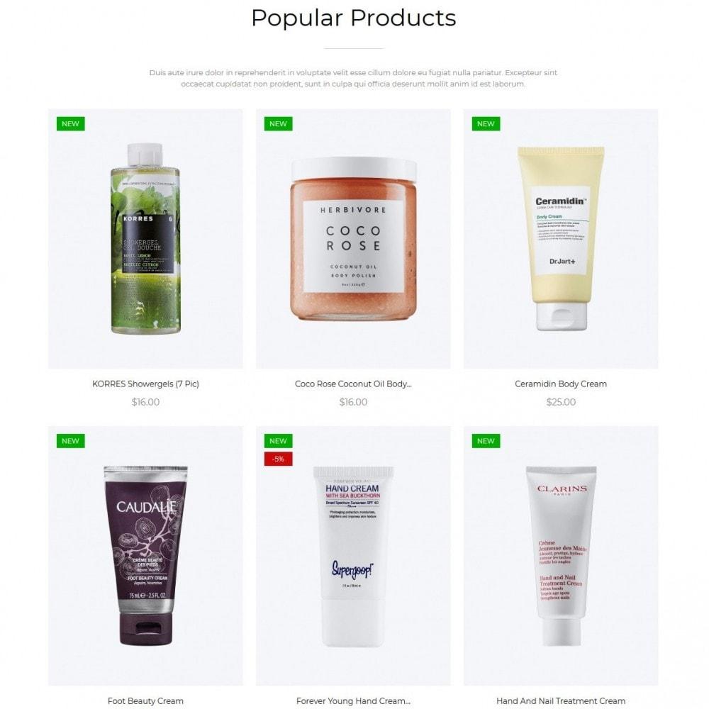 theme - Zdrowie & Uroda - Individual Cosmetics - 3
