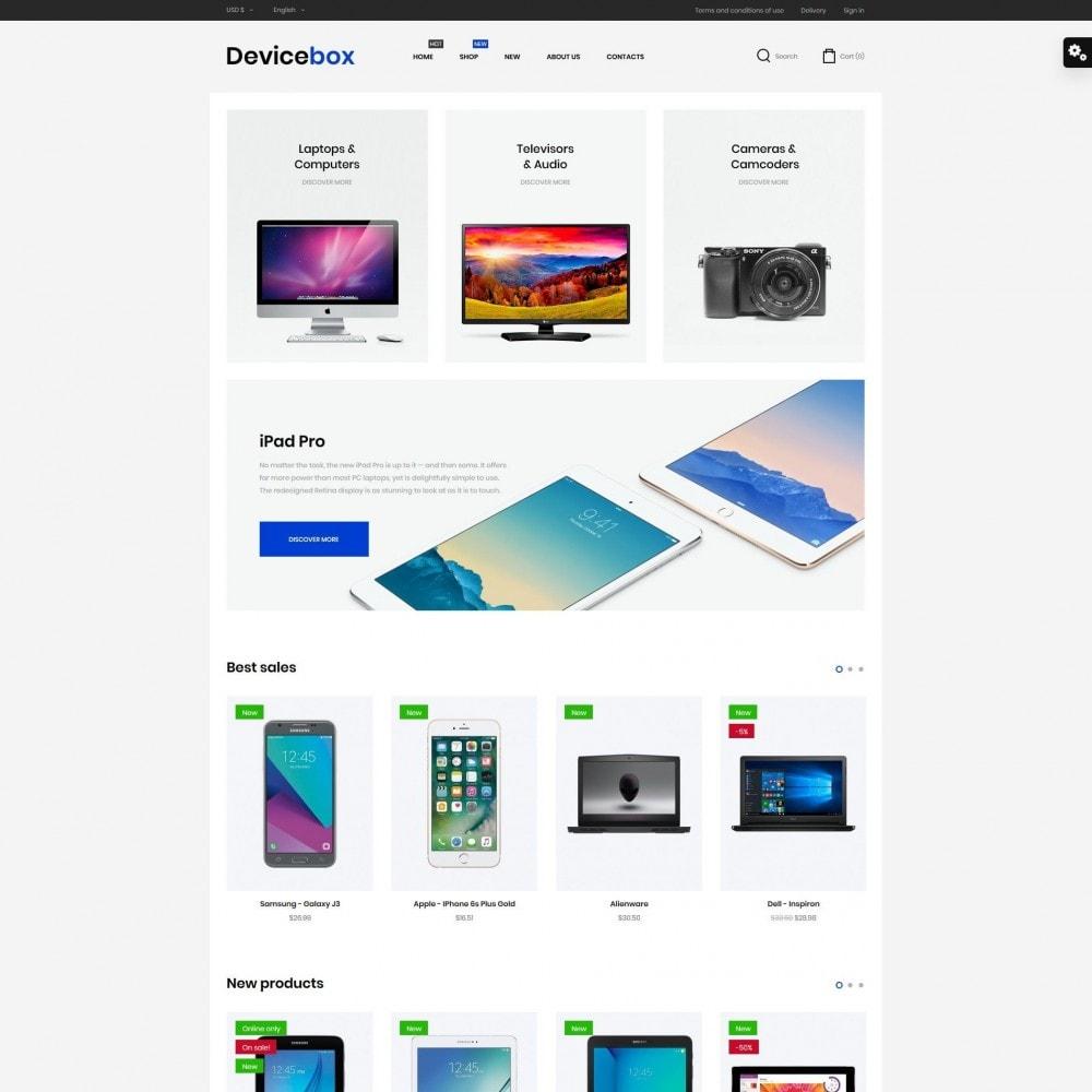 theme - Electronique & High Tech - Devicebox - High-tech Shop - 2