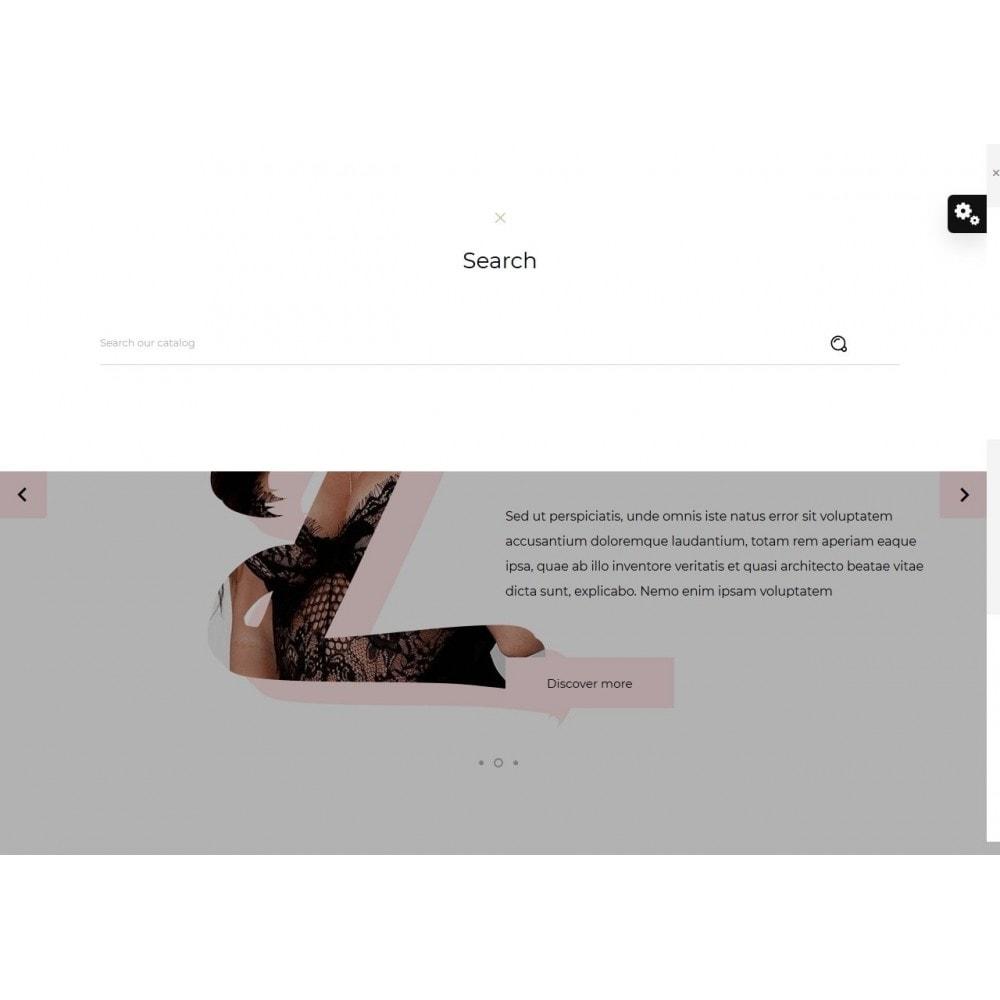 theme - Lingerie & Adulte - Lisette Lingerie Shop - 9