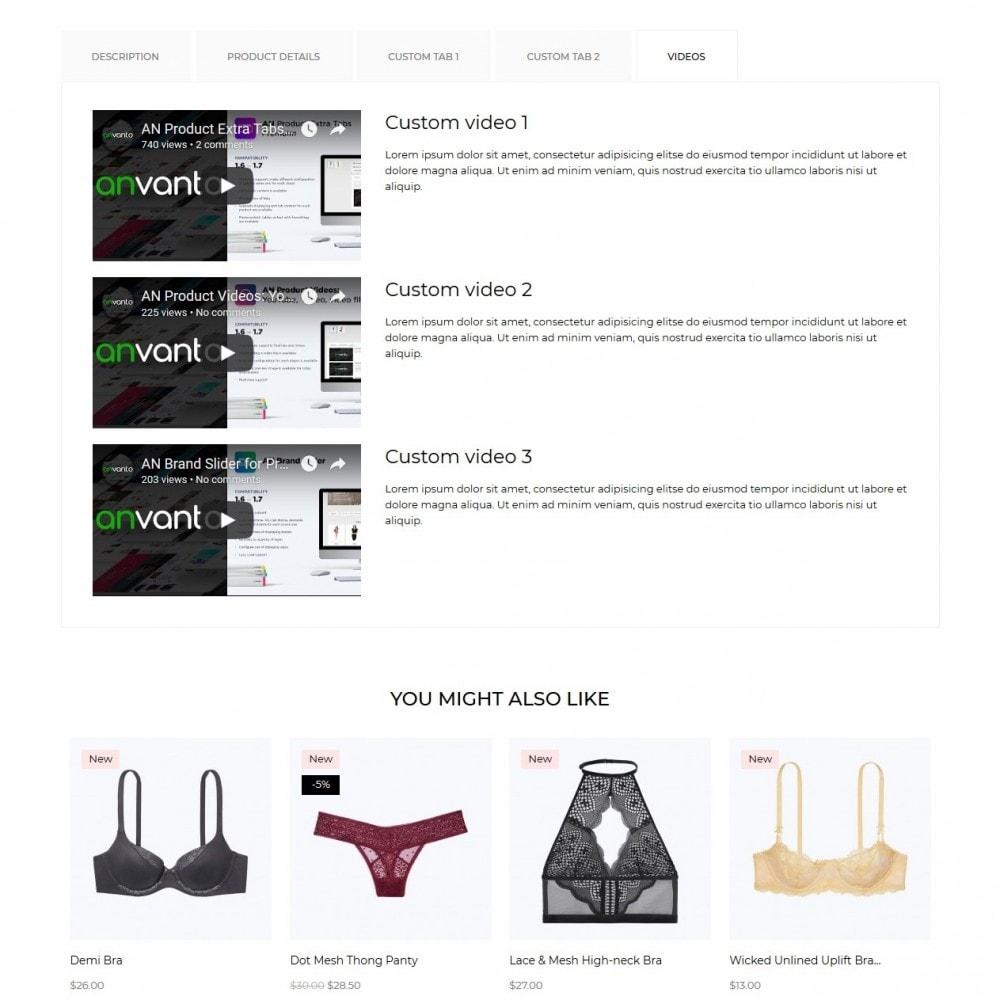 theme - Lingerie & Adultos - Lisette Lingerie Shop - 11