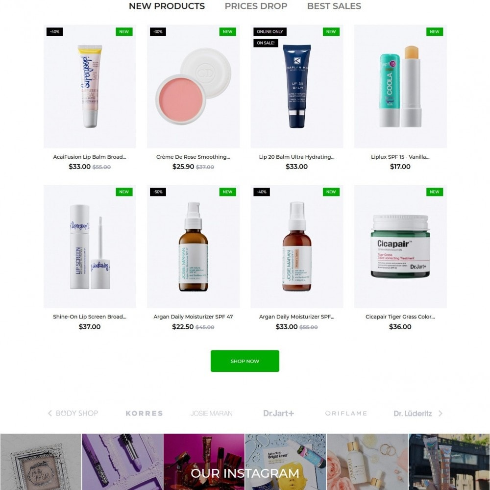 theme - Health & Beauty - Comely - 3