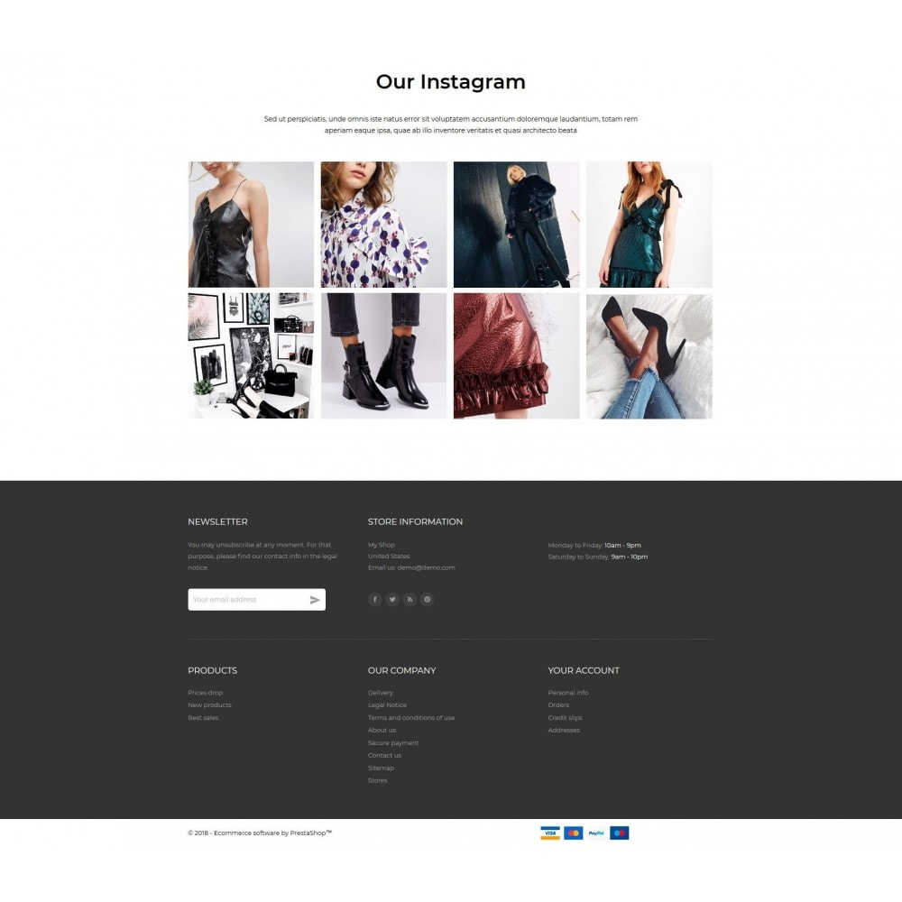 theme - Moda y Calzado - Allure Fashion Store - 5