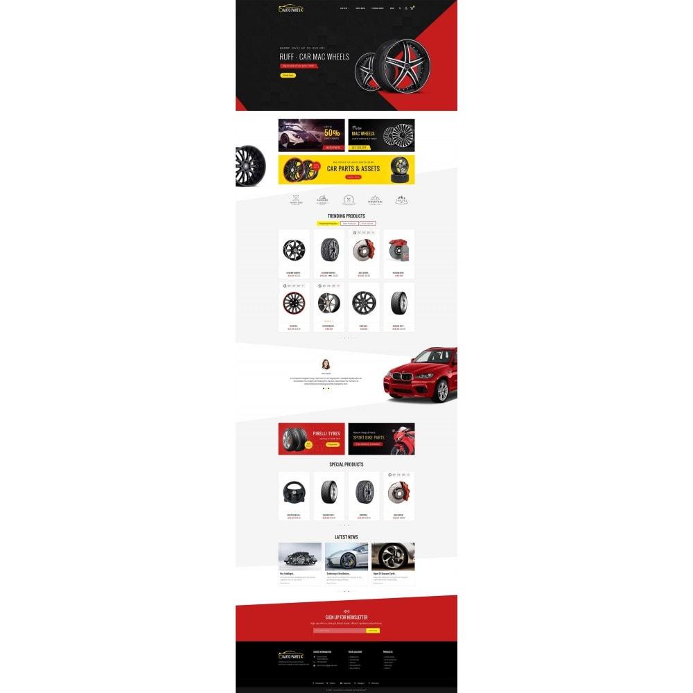 theme - Авто и Мото - Auto Garage - 2
