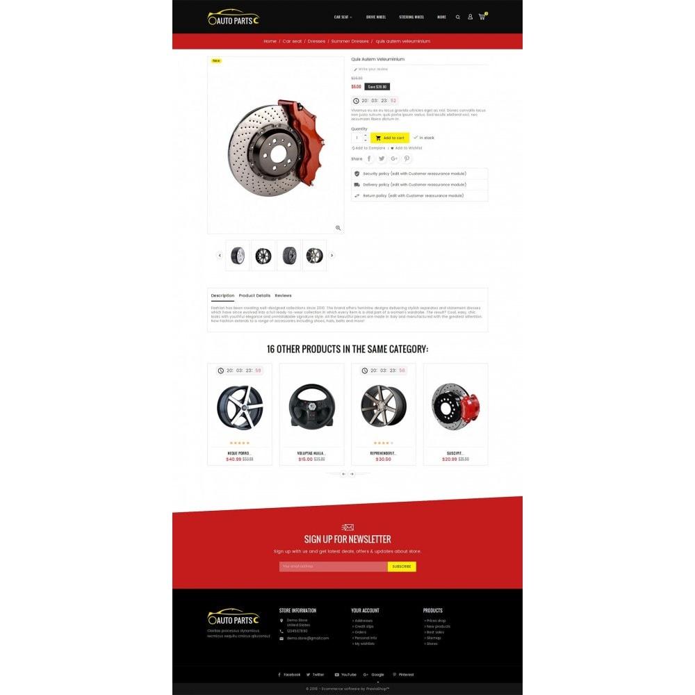 theme - Carros & Motos - Auto Garage - 5