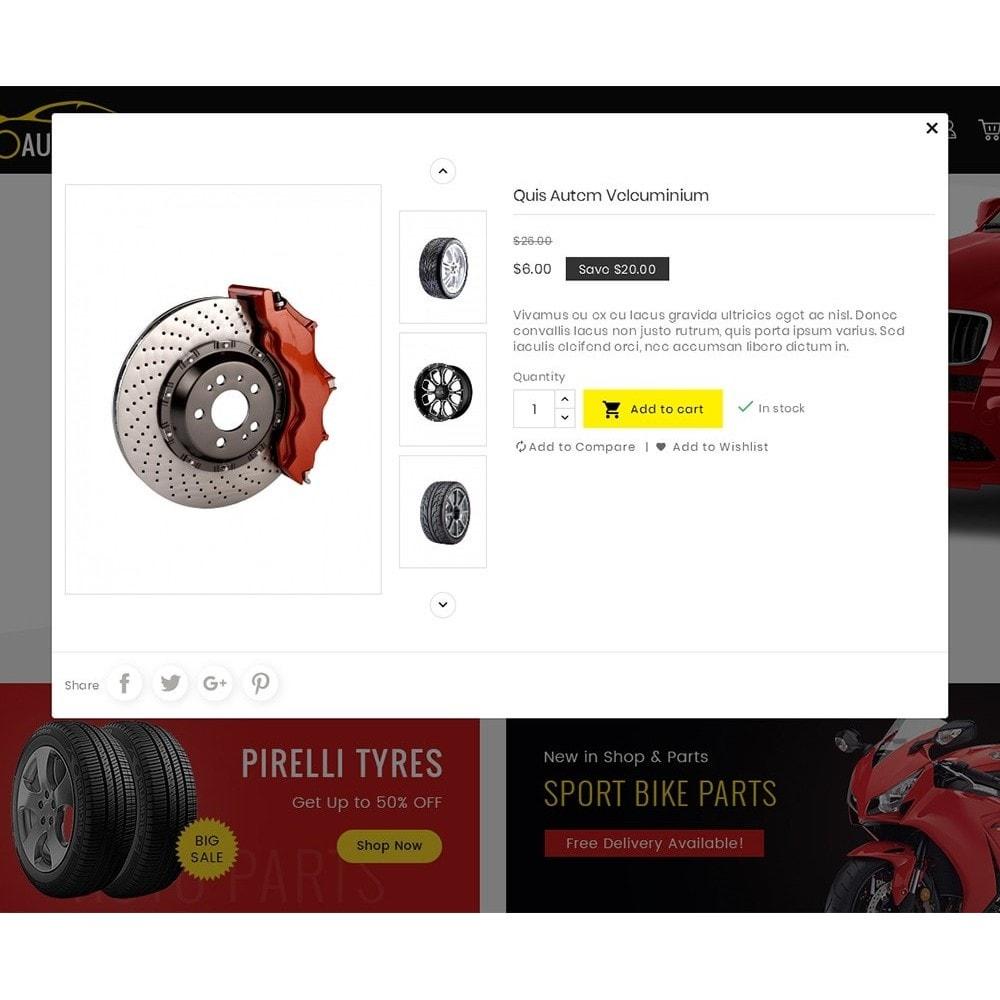 theme - Carros & Motos - Auto Garage - 8