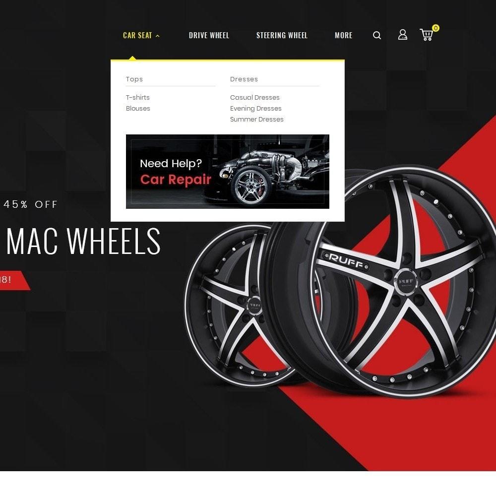 theme - Carros & Motos - Auto Garage - 9