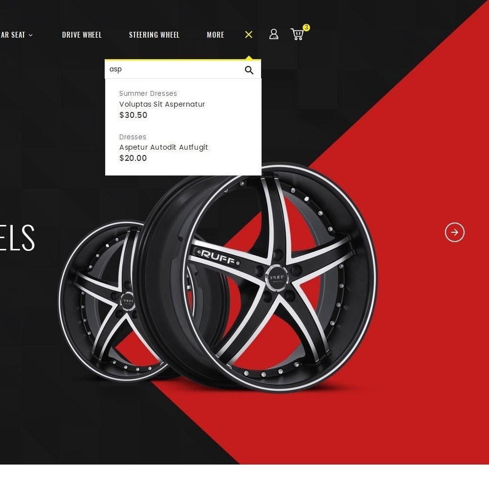 theme - Carros & Motos - Auto Garage - 10