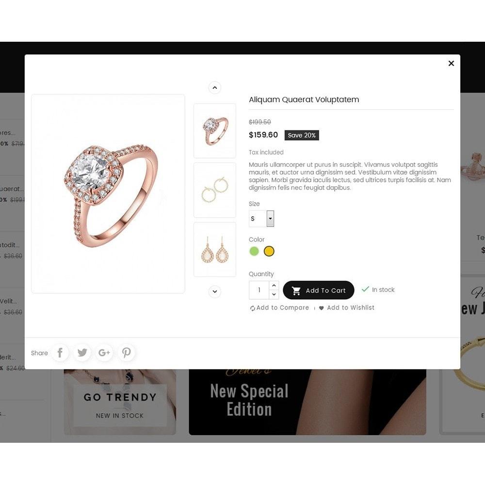 theme - Joalheria & Acessórios - Mega Mart Jewelry Imitation - 8