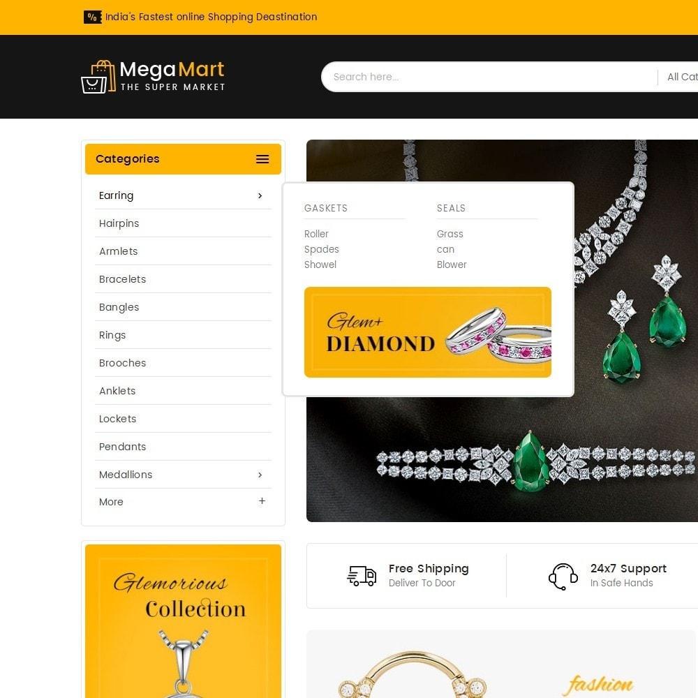 theme - Sieraden & Accessoires - Mega Mart Jewelry Imitation - 9