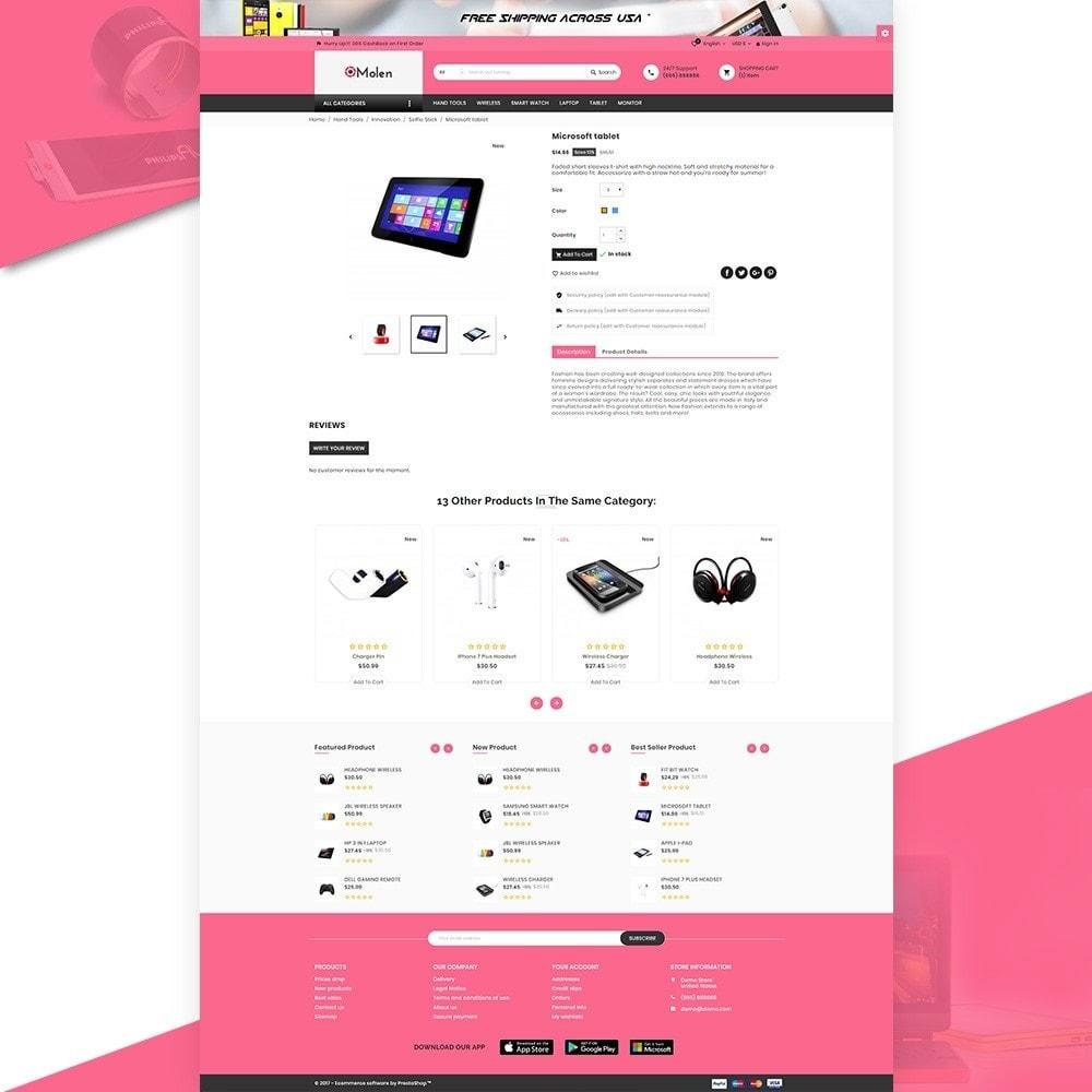 theme - Eletrônicos & High Tech - Molen – Electronic Super Store v2 - 4