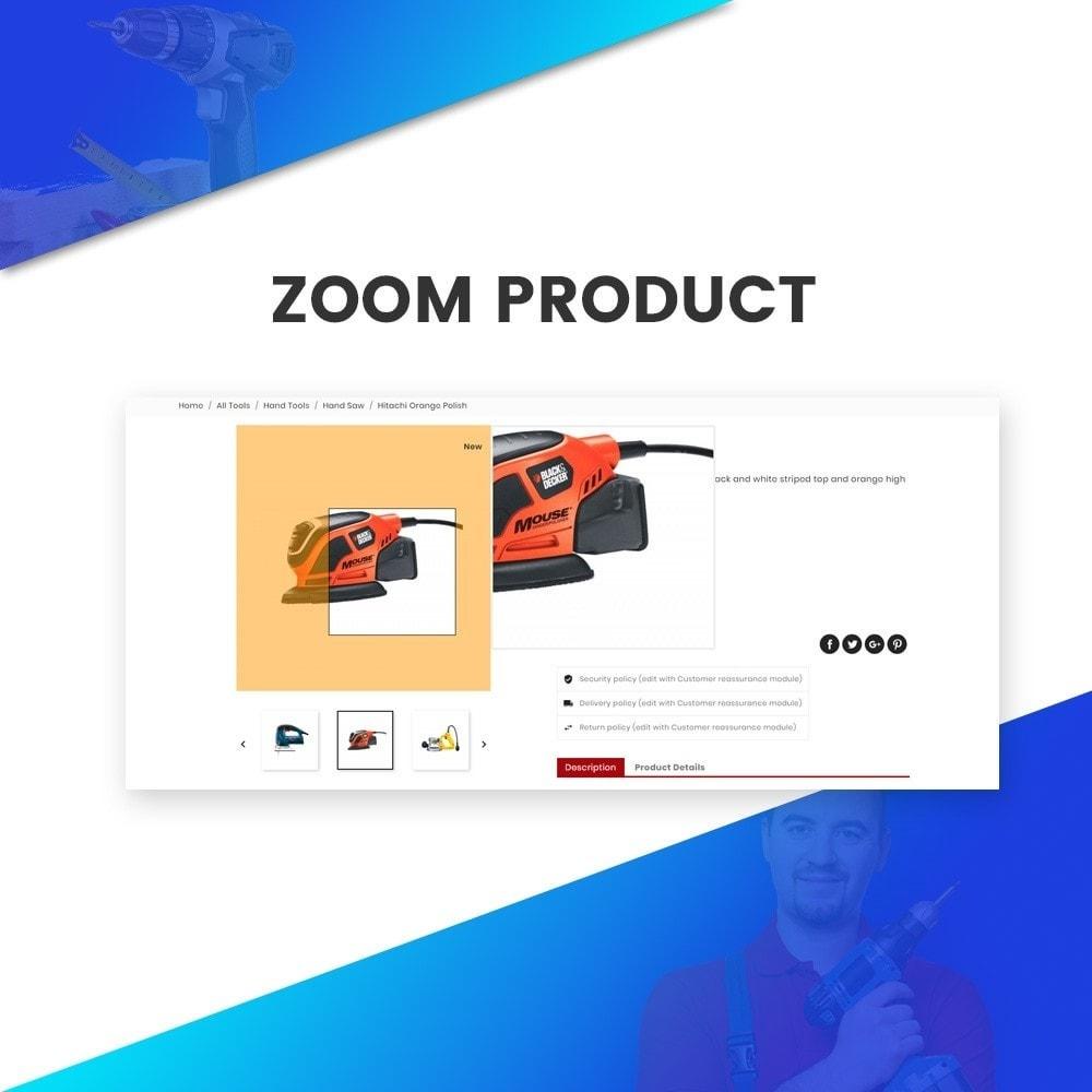 theme - Samochody - ToolShine – Tool Super Store v2 - 6