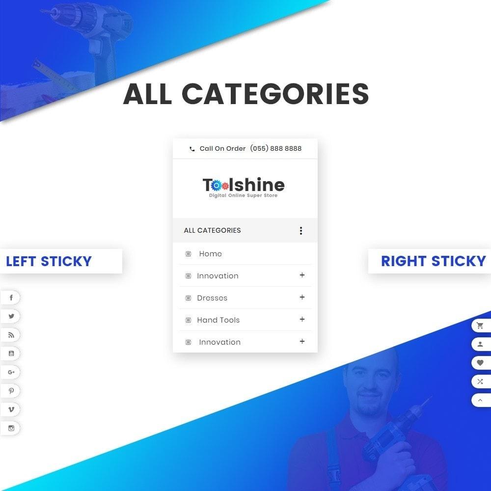theme - Samochody - ToolShine – Tool Super Store v2 - 12