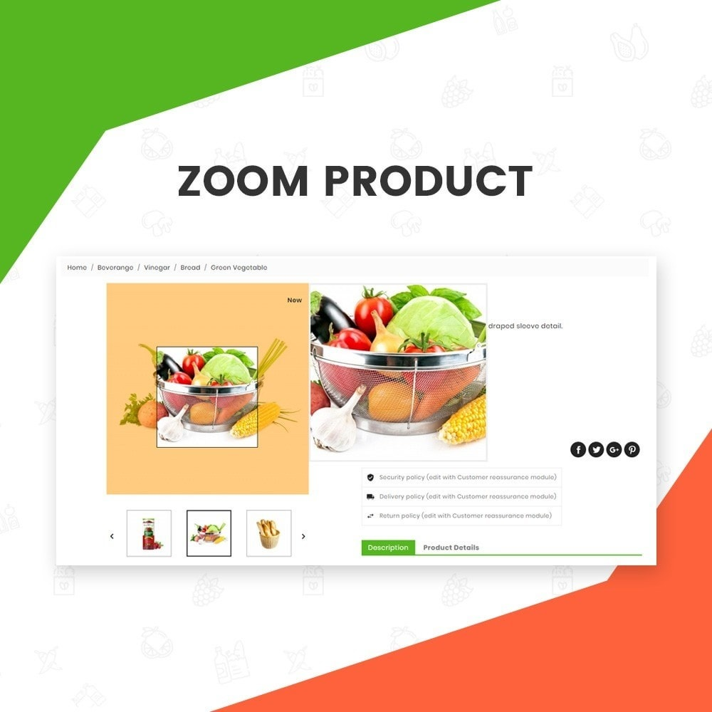 theme - Продовольствие и рестораны - Fresh Market – Food Super Store v3 - 6