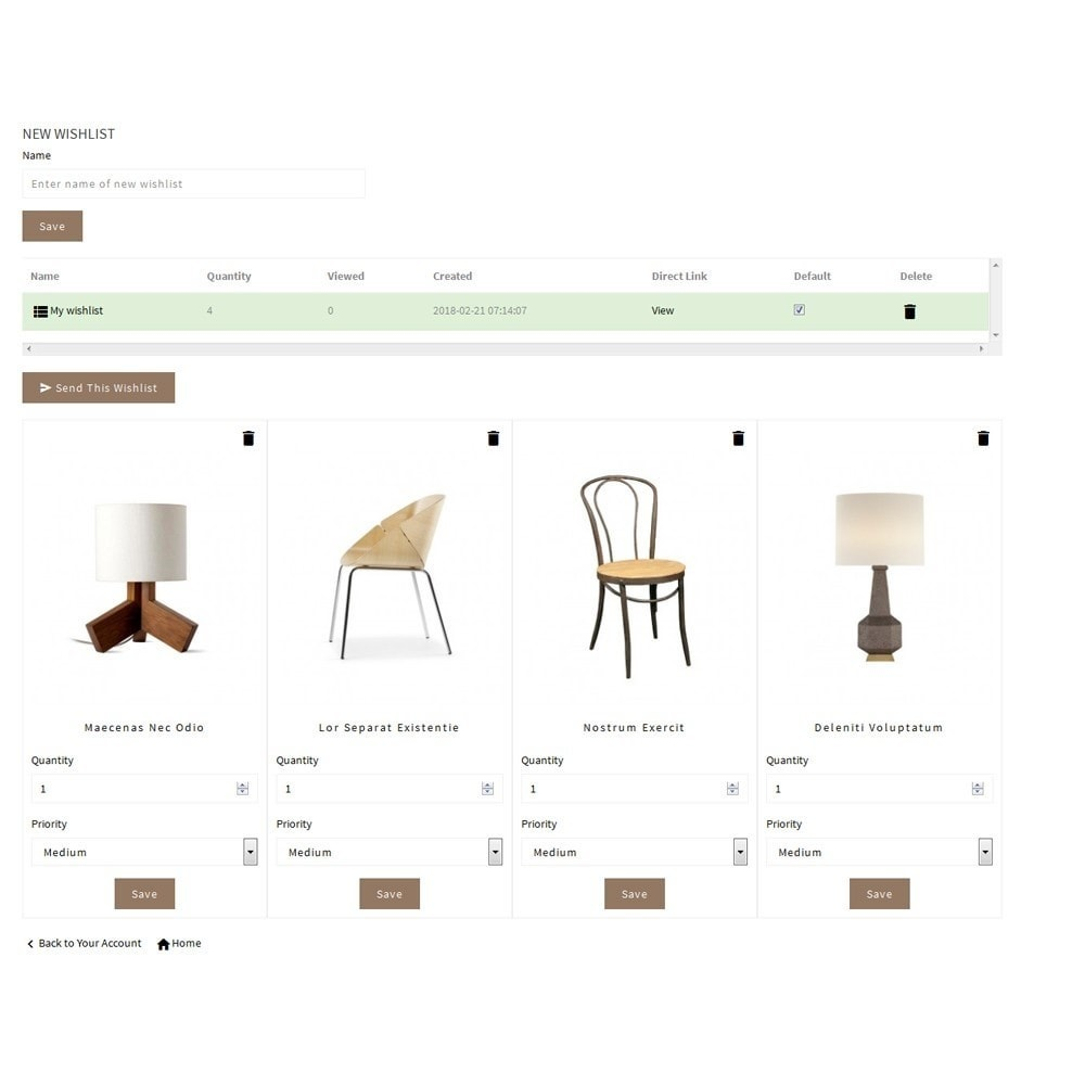 theme - Dom & Ogród - Goodwood Furniture Store - 9
