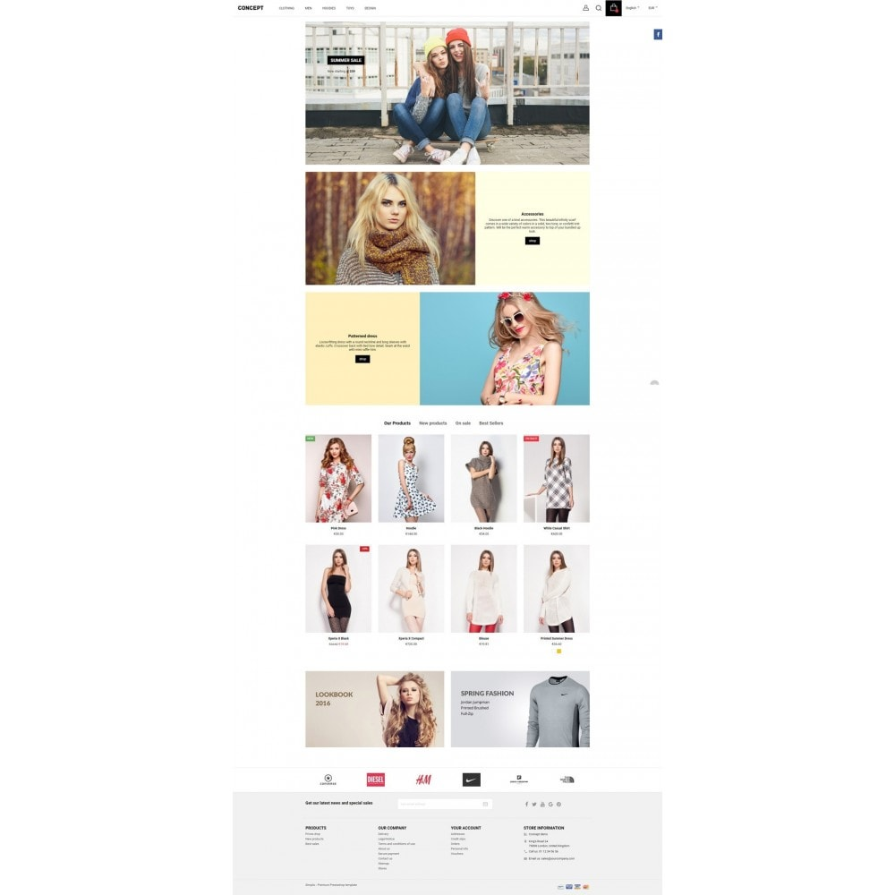 theme - Moda y Calzado - Concept - 4