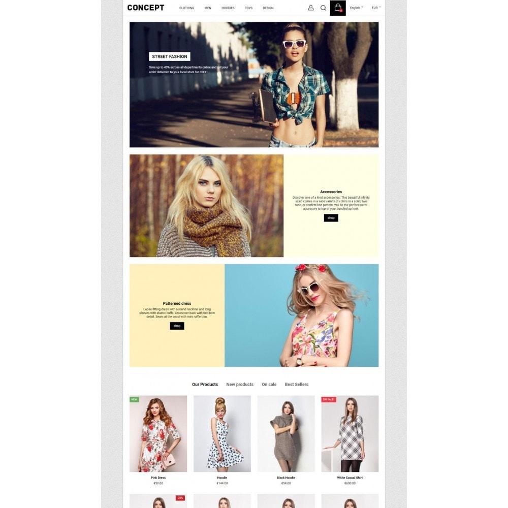theme - Moda y Calzado - Concept - 5