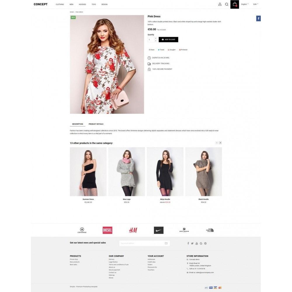 theme - Moda y Calzado - Concept - 7