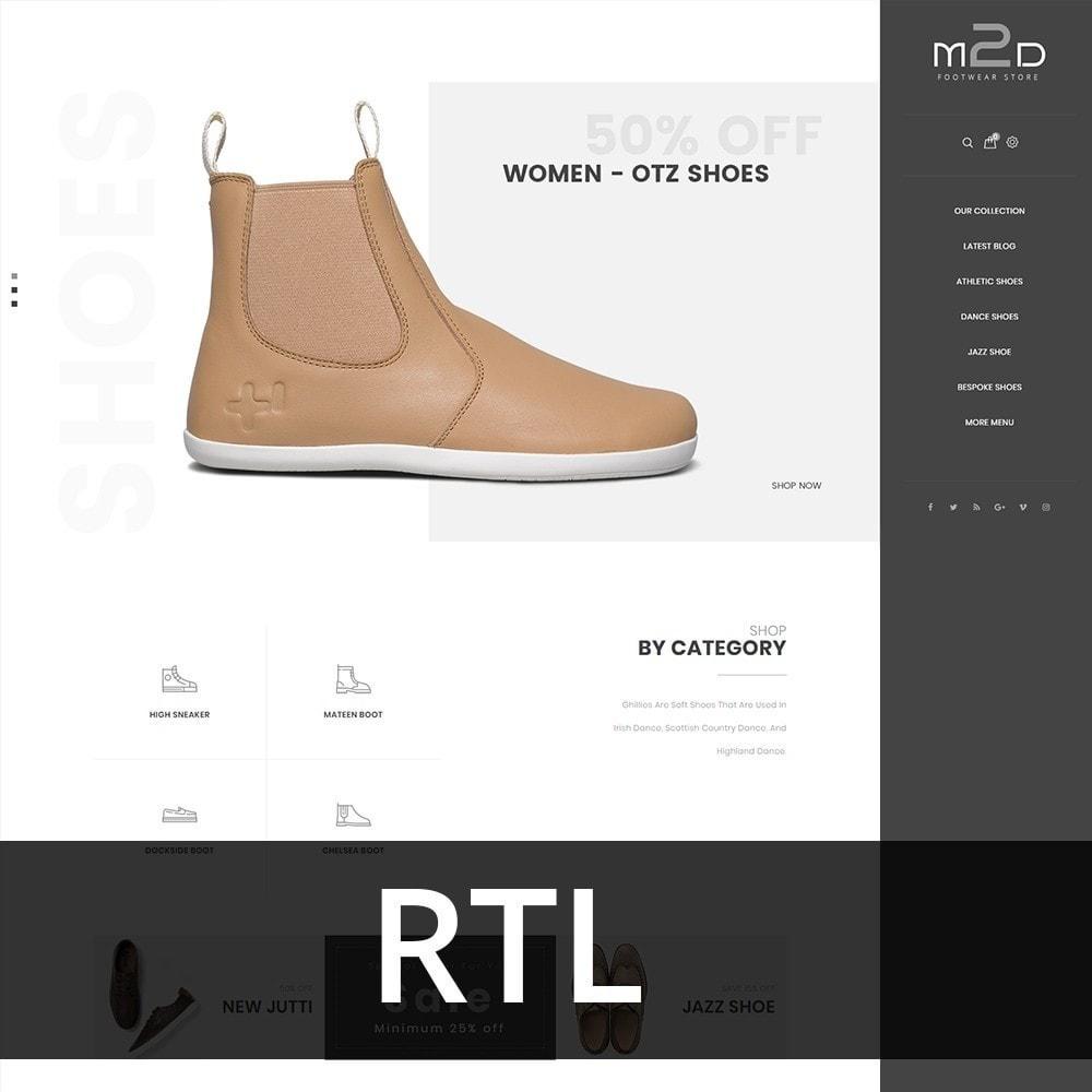 theme - Mode & Schoenen - M2D Footwear - 3
