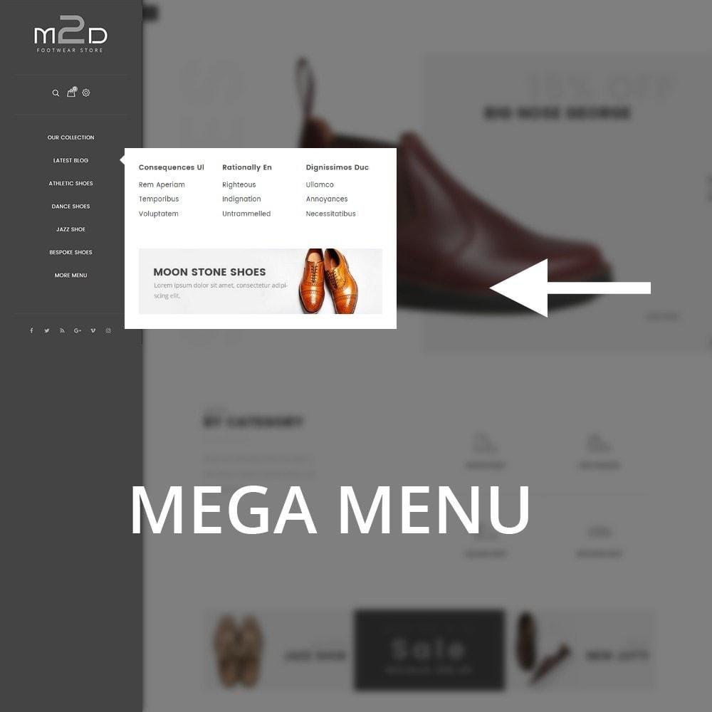 theme - Mode & Schoenen - M2D Footwear - 10