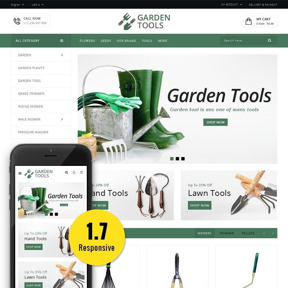 theme - Maison & Jardin - Garden Tools Store - 1
