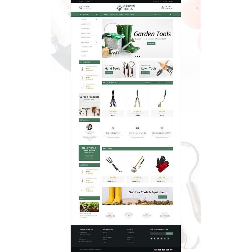theme - Maison & Jardin - Garden Tools Store - 2