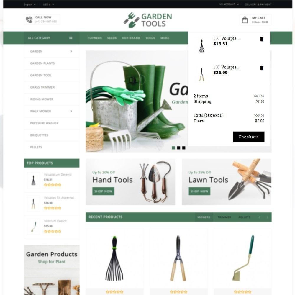 theme - Heim & Garten - Garden Tools Store - 8