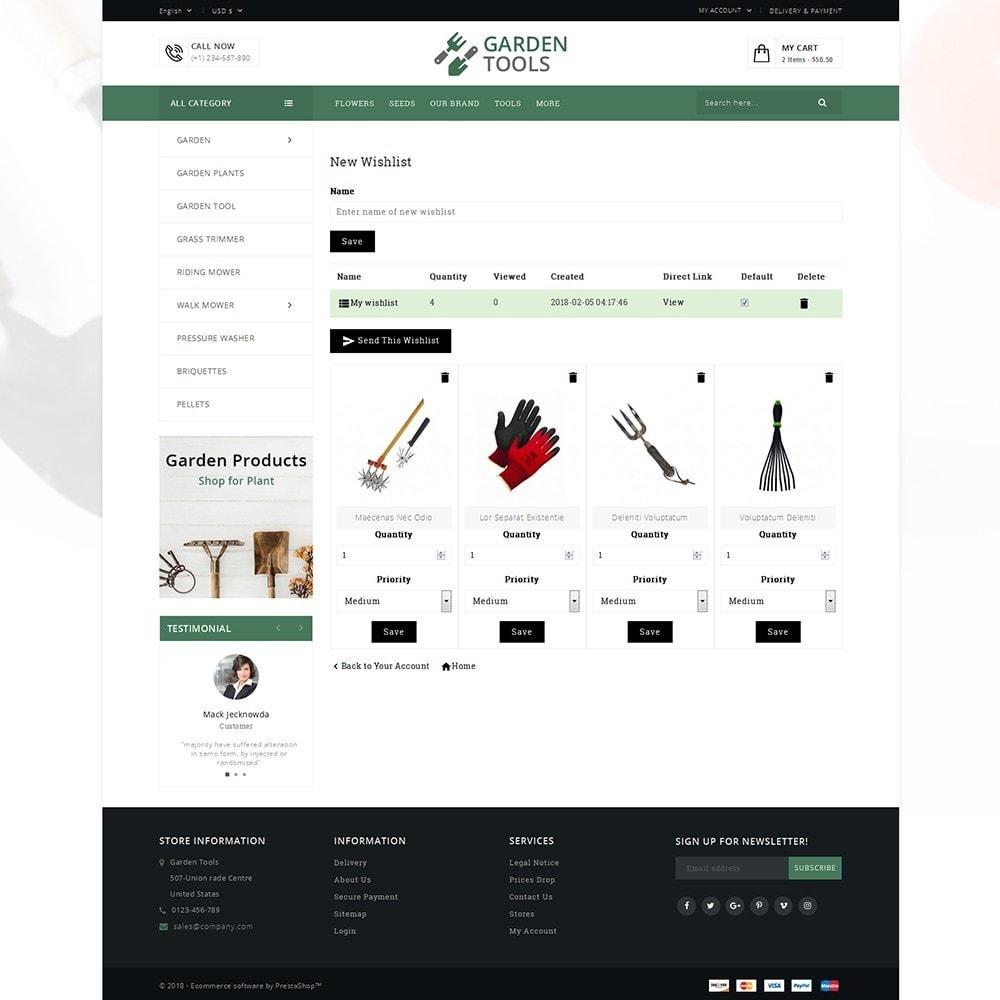 theme - Heim & Garten - Garden Tools Store - 10