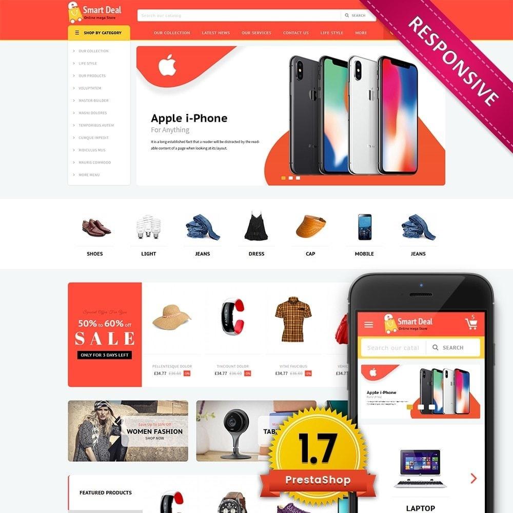 theme - Electrónica e High Tech - Smartdeal Mega Store - 1