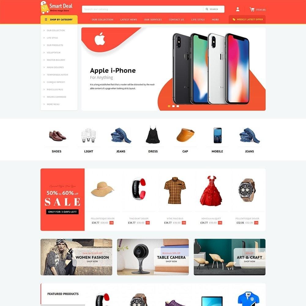 theme - Elettronica & High Tech - Smartdeal Mega Store - 2