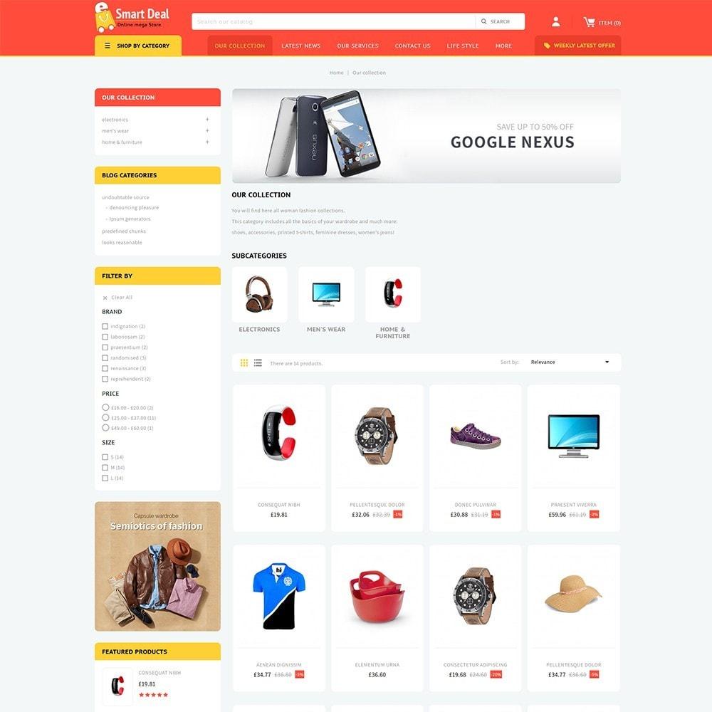 theme - Elettronica & High Tech - Smartdeal Mega Store - 4