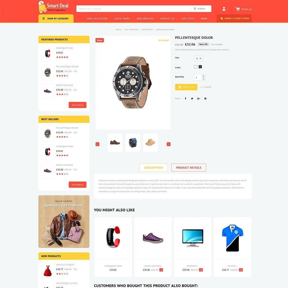 theme - Elettronica & High Tech - Smartdeal Mega Store - 6