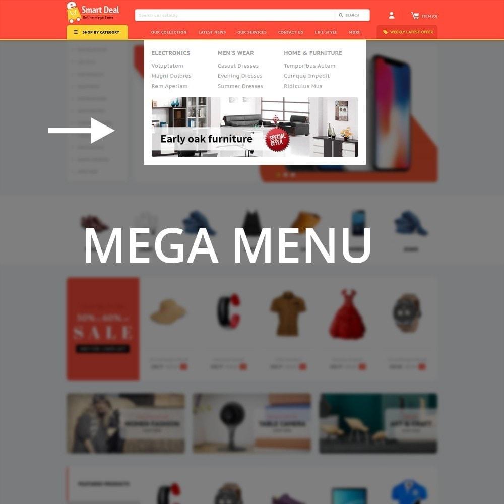 theme - Elettronica & High Tech - Smartdeal Mega Store - 9