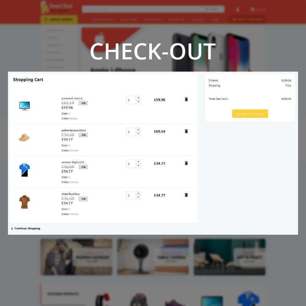 theme - Elettronica & High Tech - Smartdeal Mega Store - 14