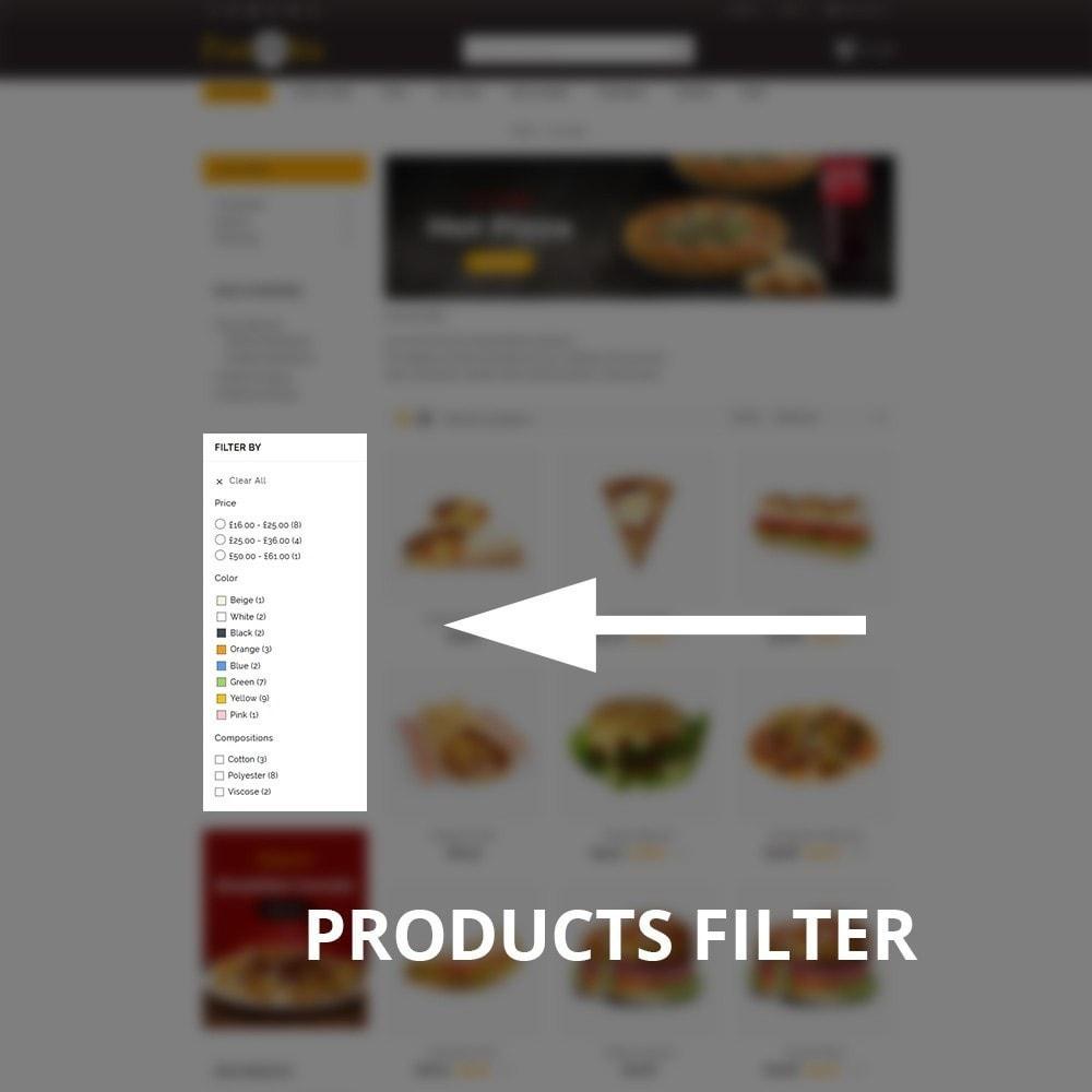 theme - Alimentos & Restaurantes - Foodbits Restaurant - 8