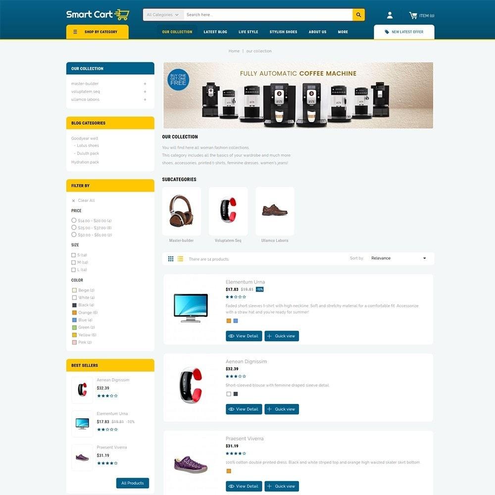theme - Mode & Schoenen - Smartcart Mega Store - 5