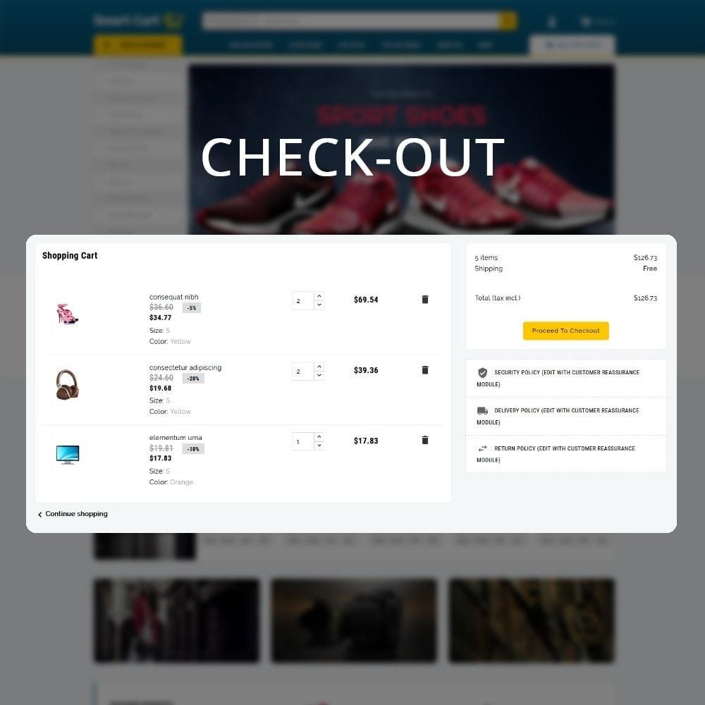 theme - Moda & Calzature - Smartcart Mega Store - 10