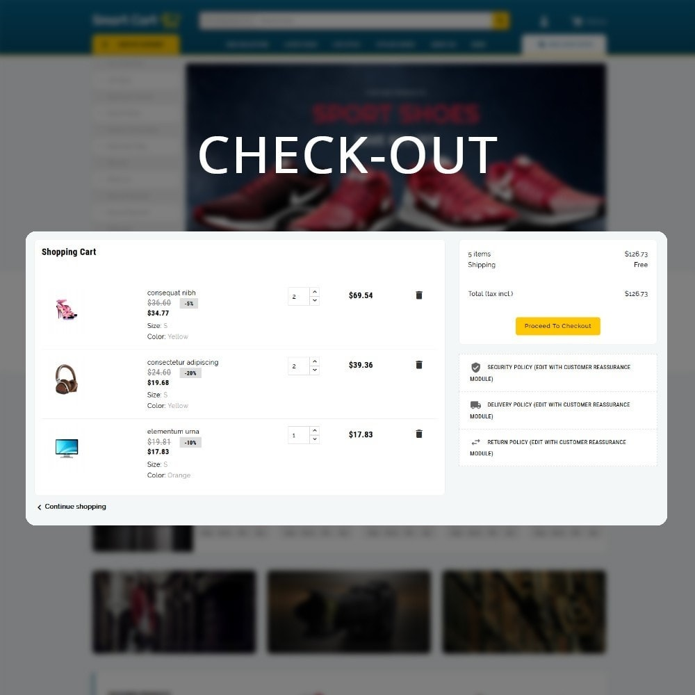 theme - Mode & Schoenen - Smartcart Mega Store - 10