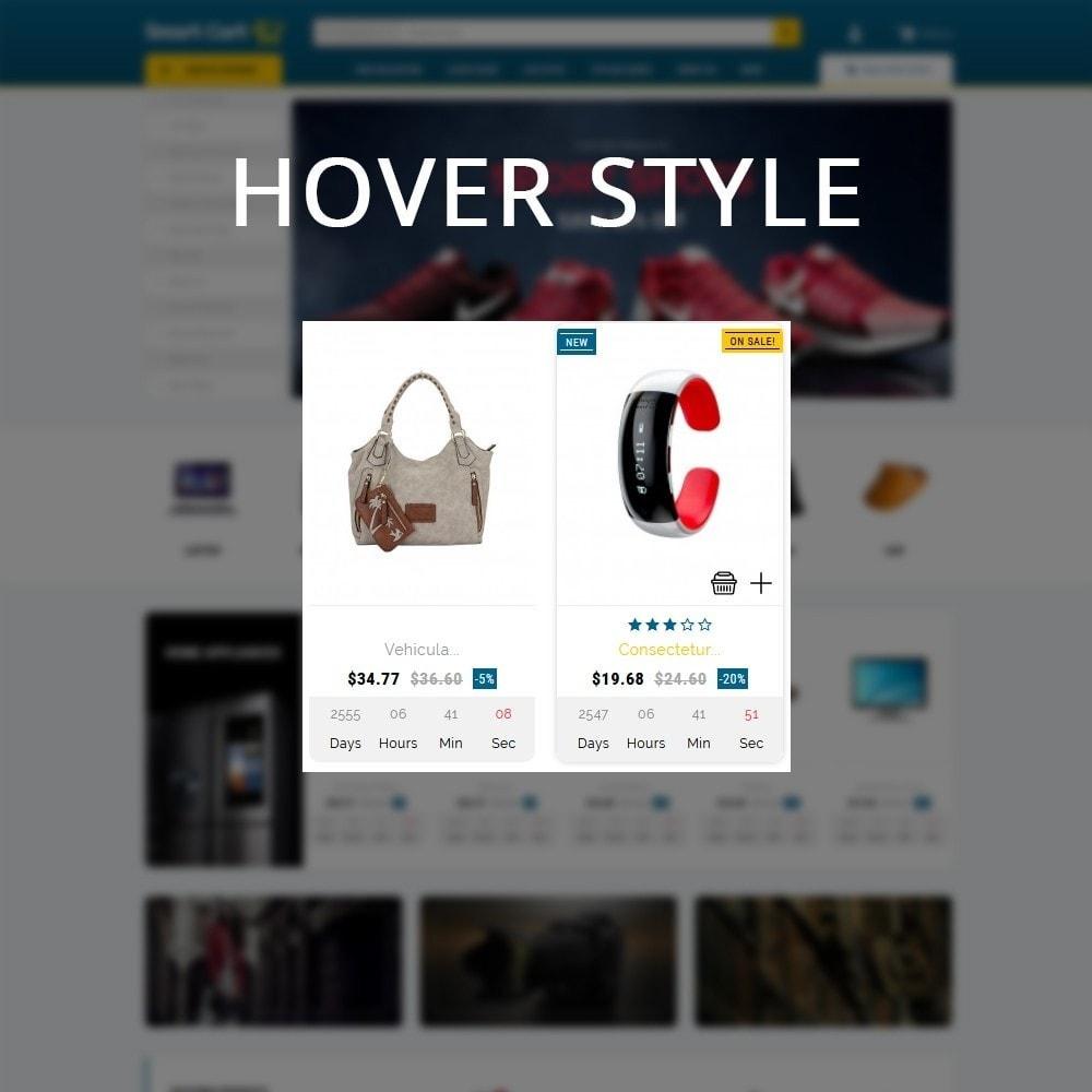 theme - Moda & Calzature - Smartcart Mega Store - 11