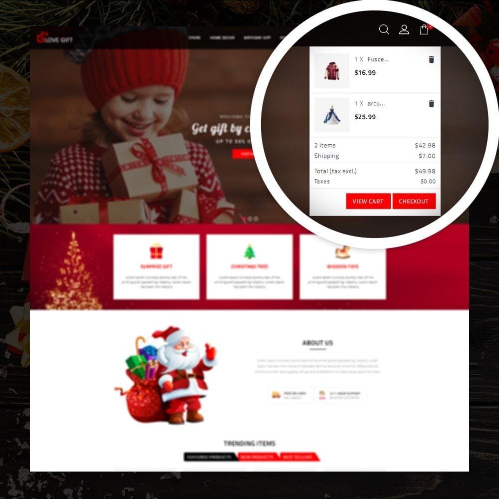 theme - Подарки, Цветы и праздничные товары - LoveGift - Gift Shop - 6