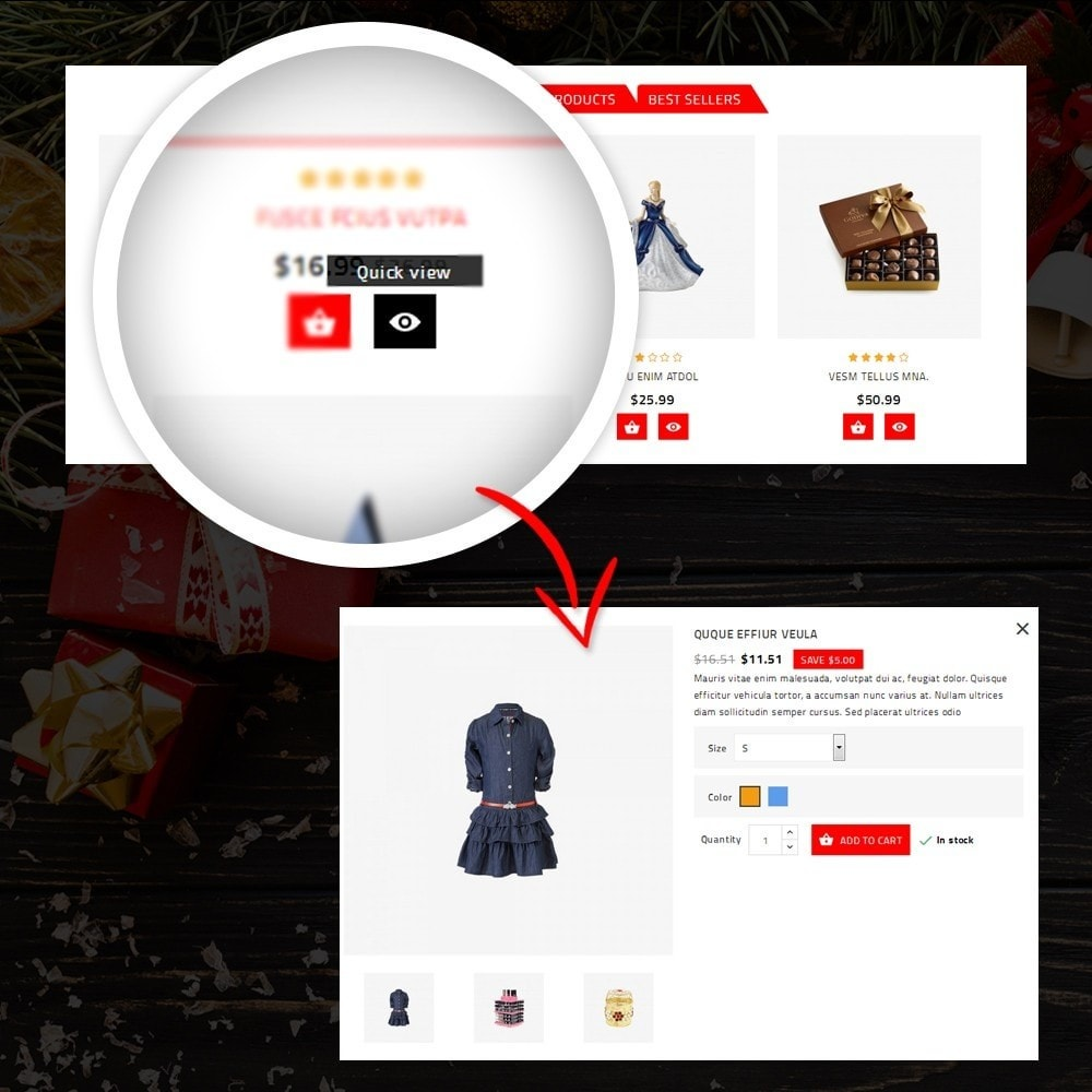 theme - Подарки, Цветы и праздничные товары - LoveGift - Gift Shop - 8