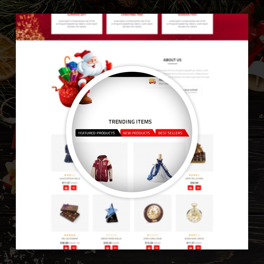 theme - Cadeaus, Bloemen & Gelegenheden - LoveGift - Gift Shop - 9