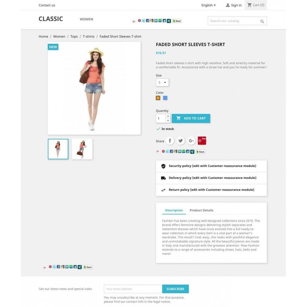 module - Teilen & Kommentieren - Share on social network - 1