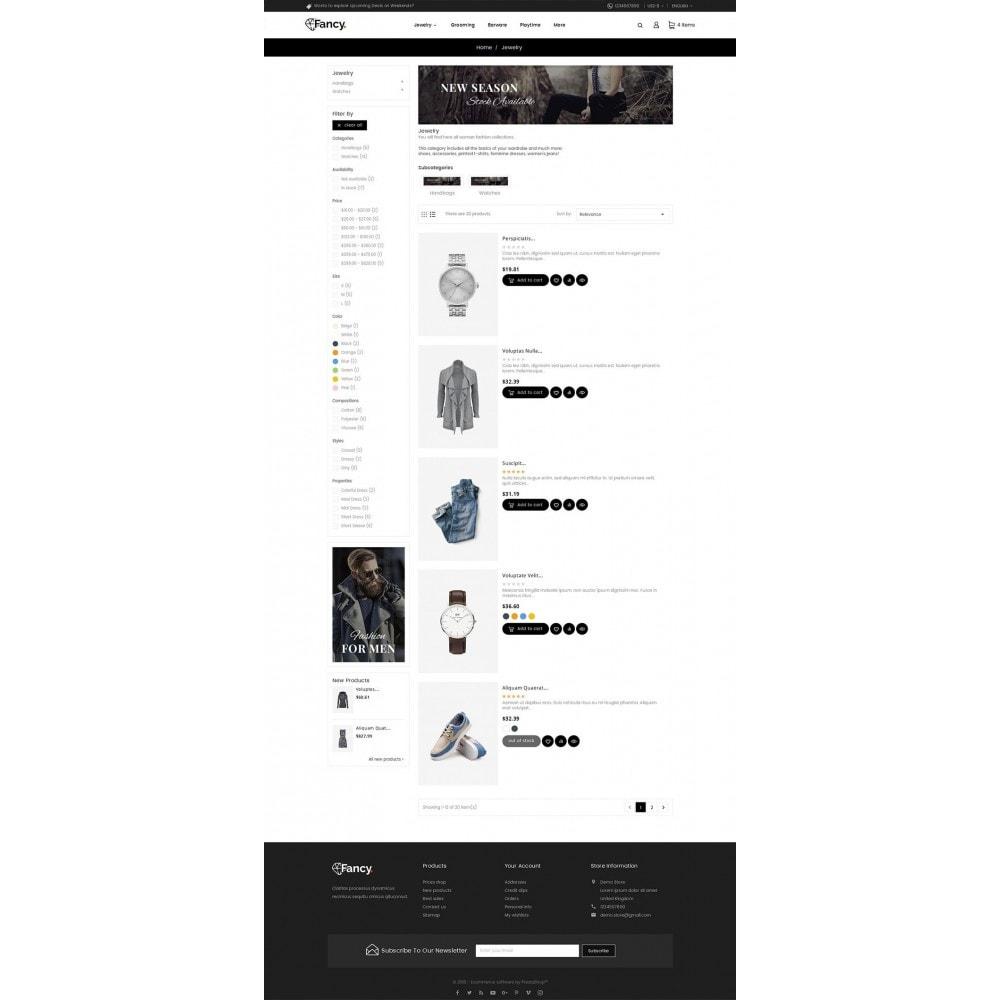 theme - Mode & Schoenen - Fancy Fashion Apparels - 4
