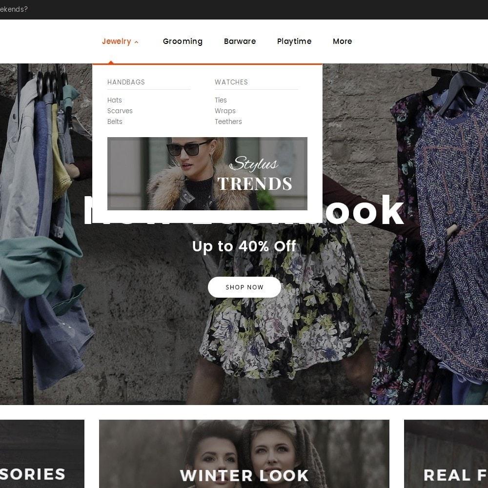 theme - Mode & Schoenen - Fancy Fashion Apparels - 9