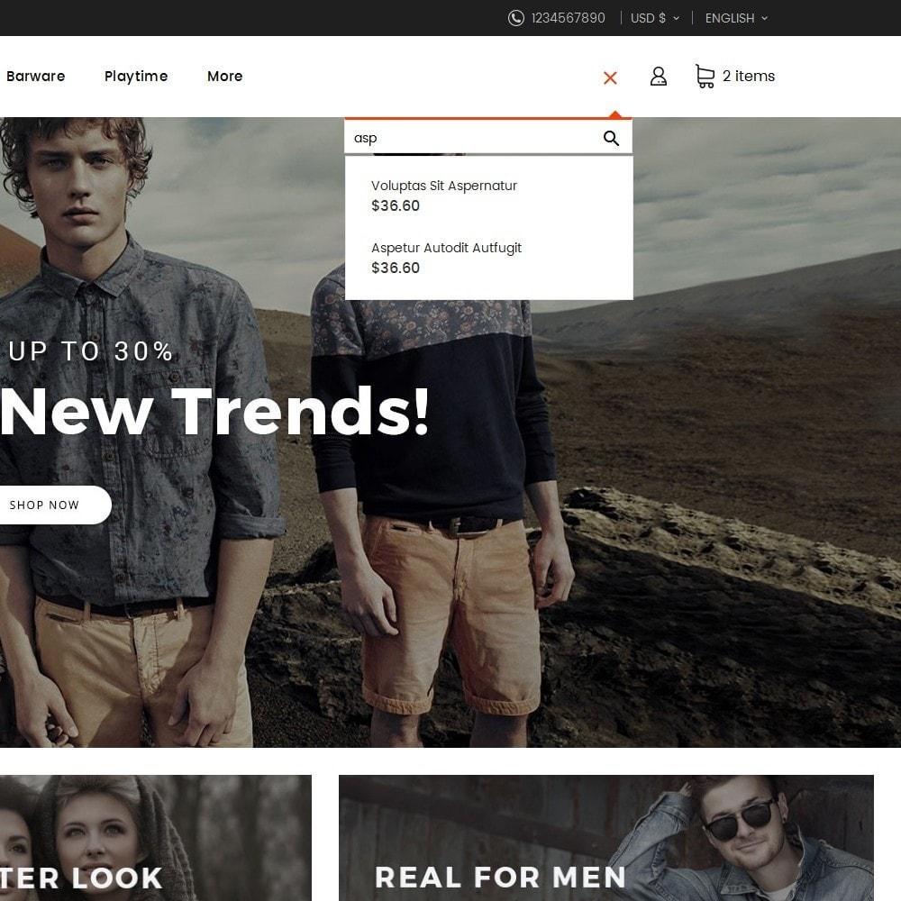 theme - Mode & Schoenen - Fancy Fashion Apparels - 10