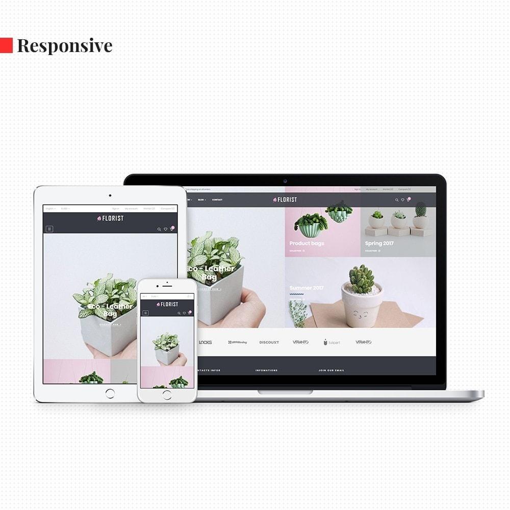 theme - Regali, Fiori & Feste - Leo Florist - Bonsai & Plants - 2